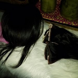 Other - 100% human hair extensions